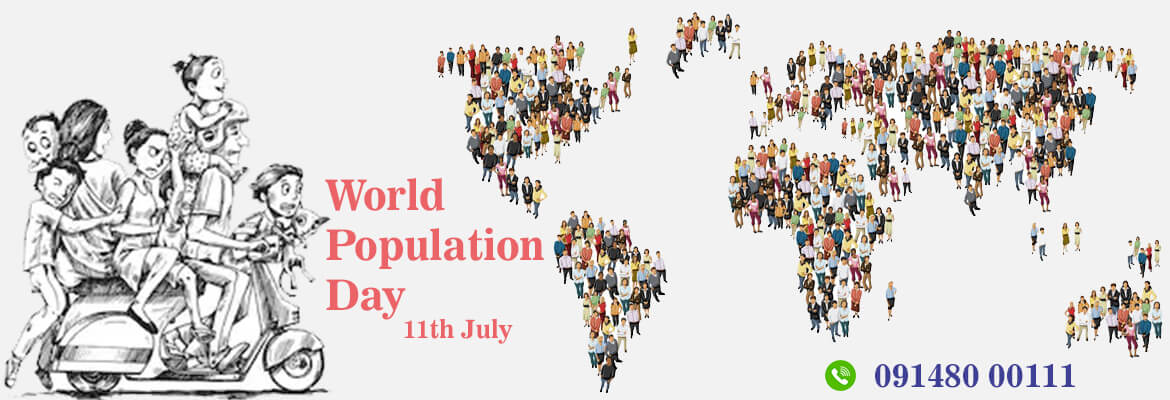 All you need to know about WORLD POPULATION DAY 2019